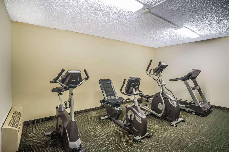 Fitness/ Exercise Room - Baymont Inn & Suites Johnson City