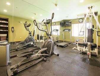 Fitness/ Exercise Room - Baymont Inn & Suites Gurnee