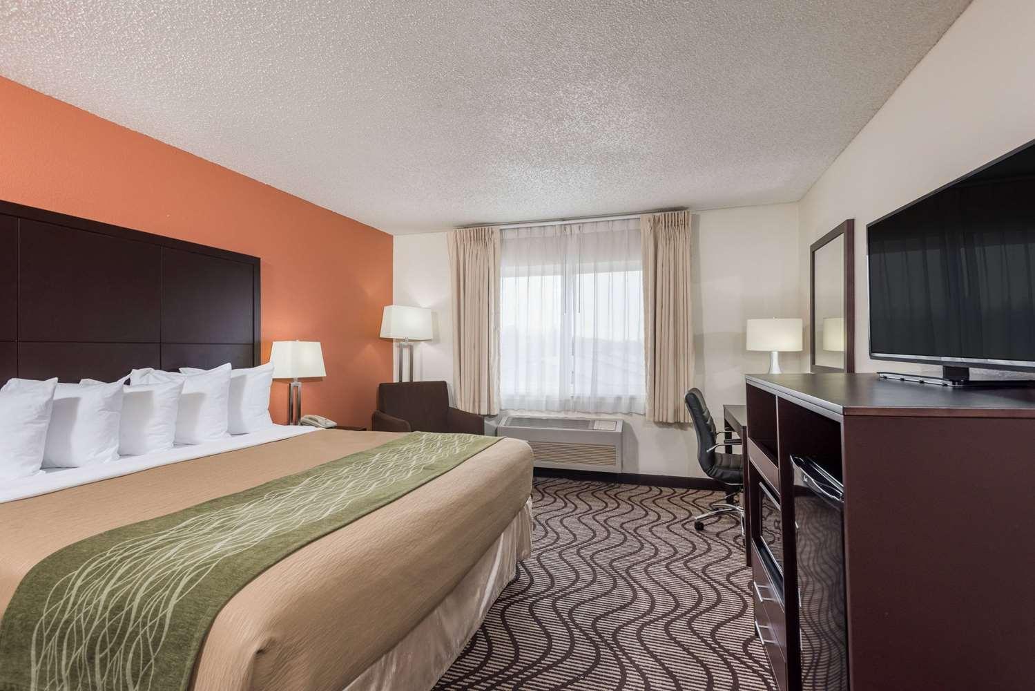 Room - Ramada Hotel Coeur d'Alene