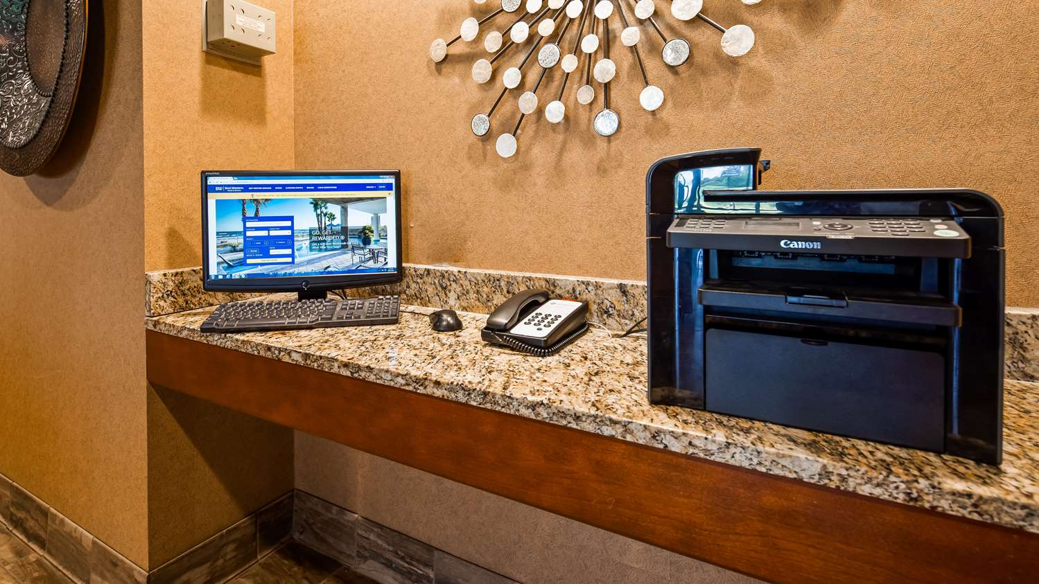 Conference Area - Best Western Tunica Resort Robinsonville