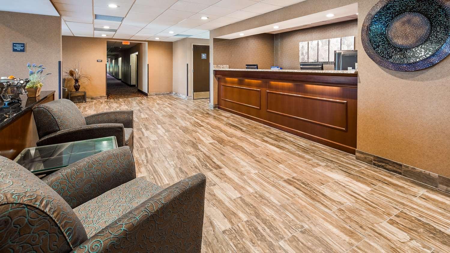 Lobby - Best Western Tunica Resort Robinsonville