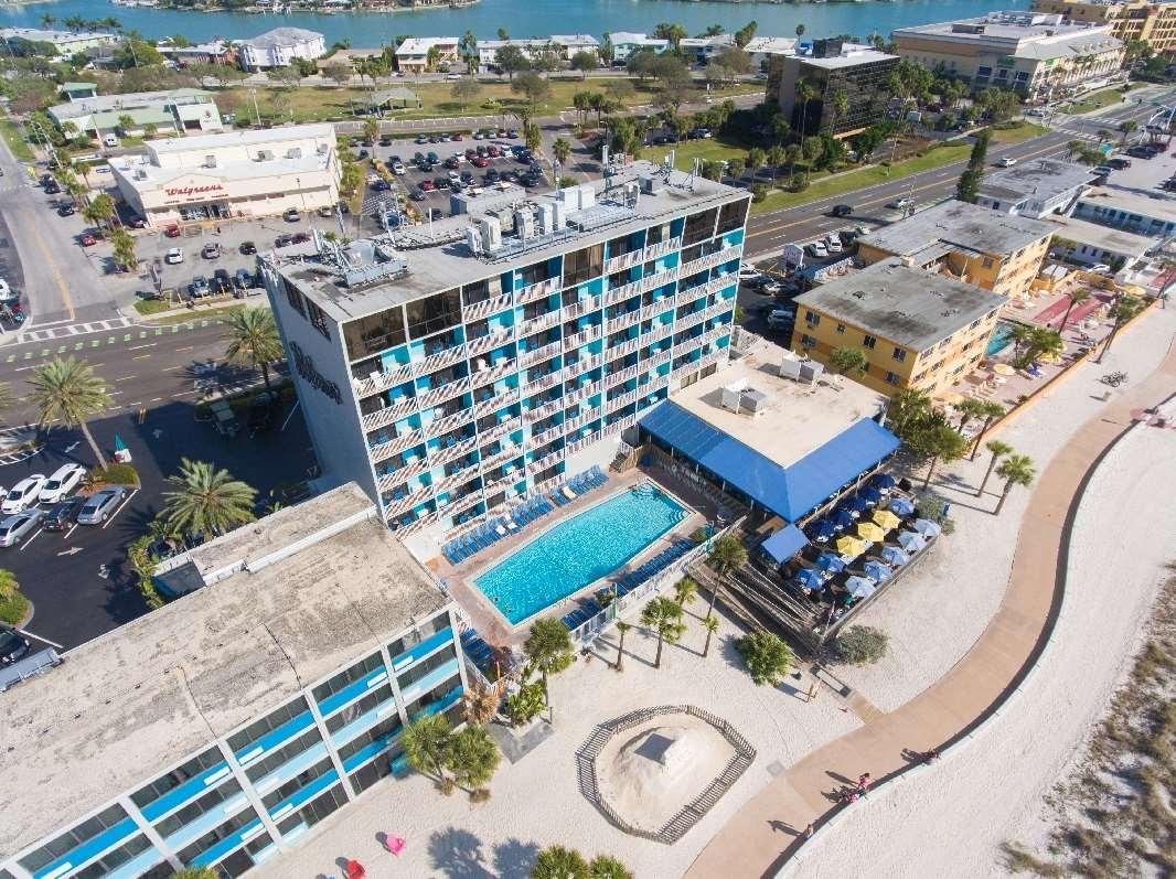 Exterior view - Bilmar Beach Resort Treasure Island
