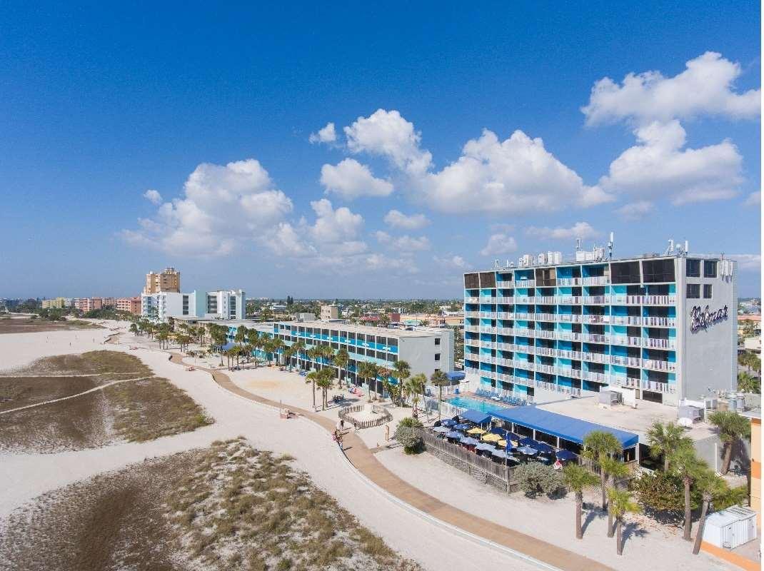 Bilmar Beach Resort Treasure Island FL  See Discounts