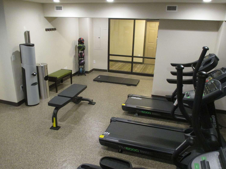 Fitness/ Exercise Room - Best Western Harvest Inn & Suites Grand Forks