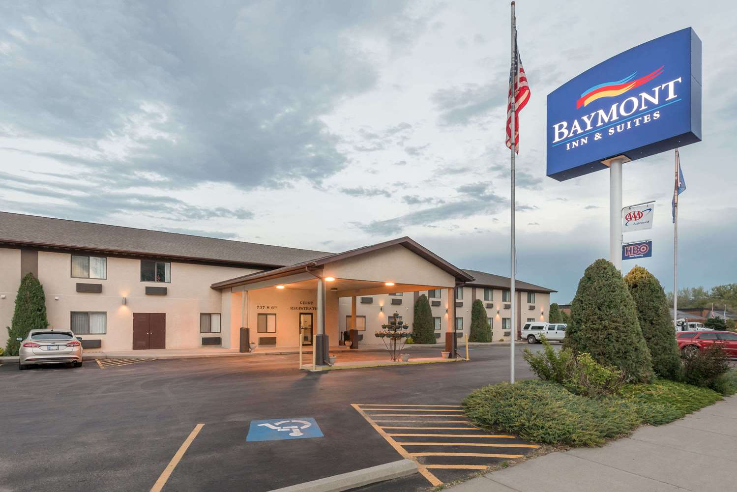 Exterior view - Baymont Inn & Suites Hot Springs