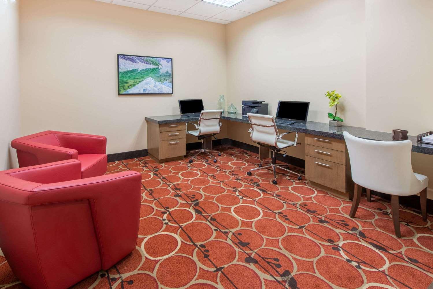 Conference Area - Wyndham Garden Hotel Airport Calgary