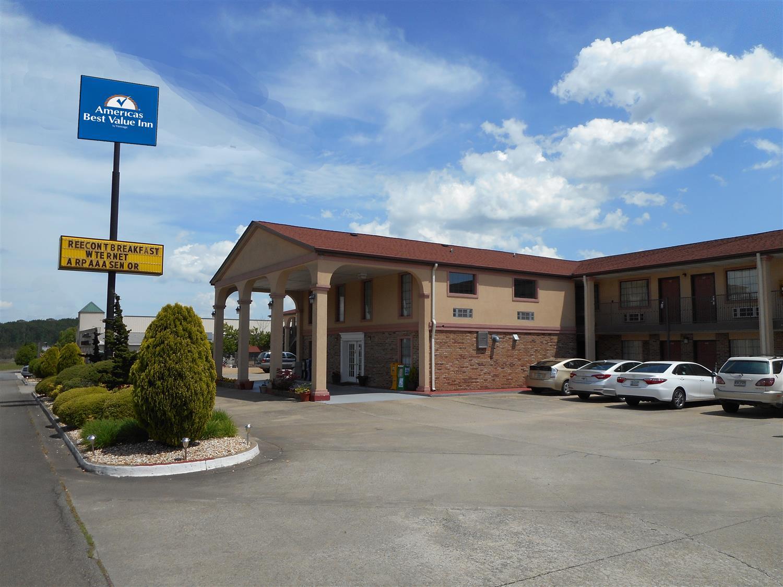 Exterior view - Americas Best Value Inn Blue Ridge