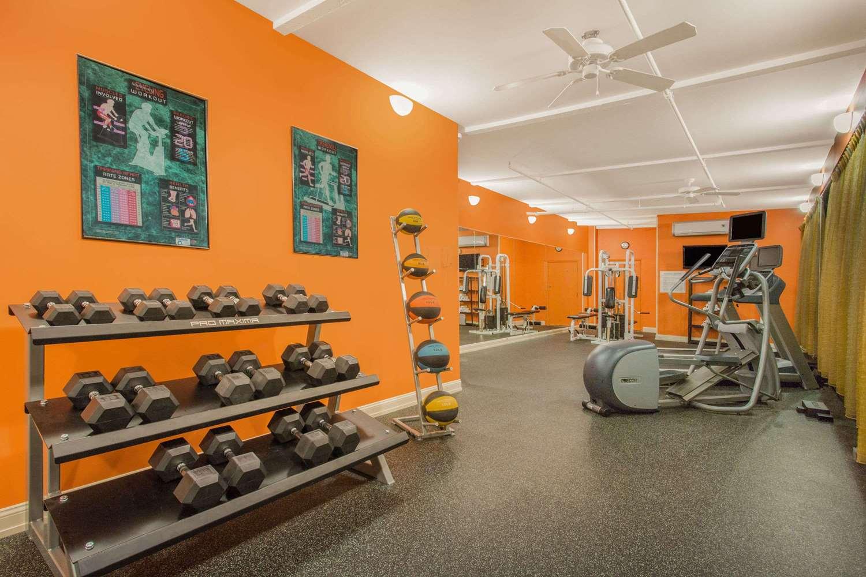 Fitness/ Exercise Room - Baymont Inn & Suites Fayetteville