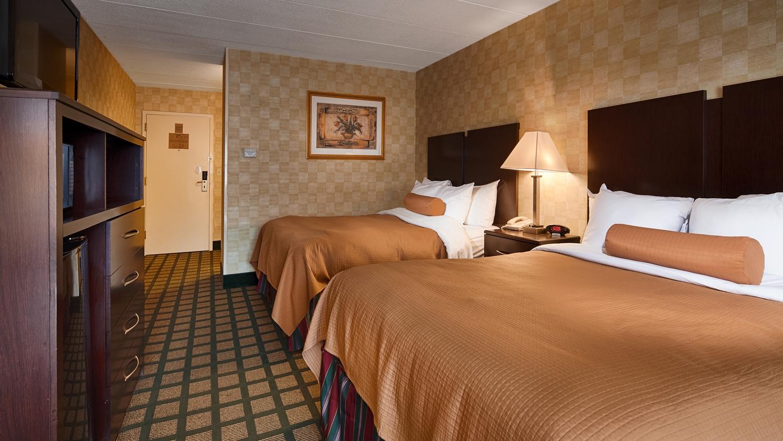 Room - Best Western Plus Sovereign Hotel Keene