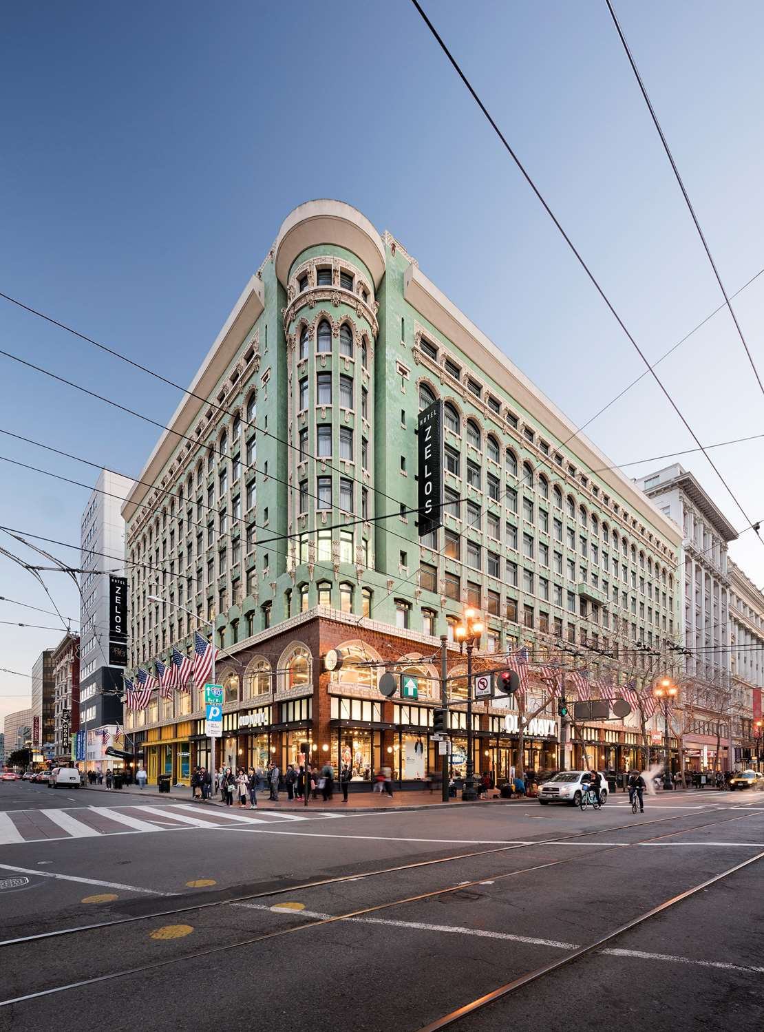 Hotels In San Francisco Union Square With Free Parking