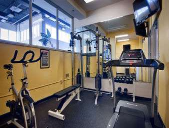 Fitness/ Exercise Room - Ramada Hotel Carrier Circle East Syracuse