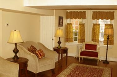Suite - Inn at Lincoln Square Gettysburg