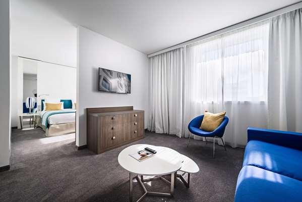 Hotel GOLDEN TULIP MARSEILLE EUROMED - Junior Suite