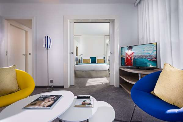 Hôtel HOTEL GOLDEN TULIP MARSEILLE EUROMED - Suite Exécutive