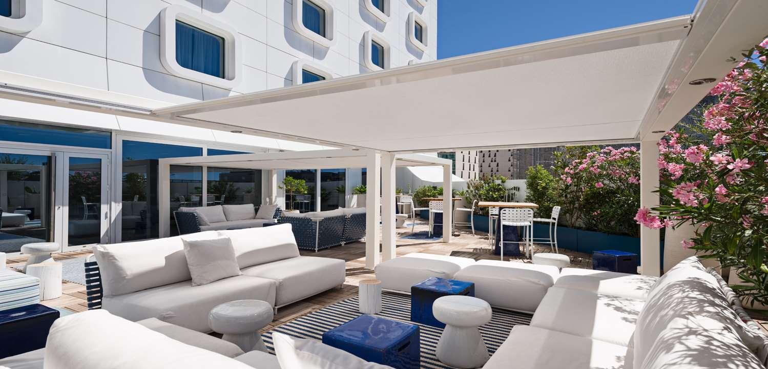 Restaurant - Hotel Golden Tulip Marseille Euromed