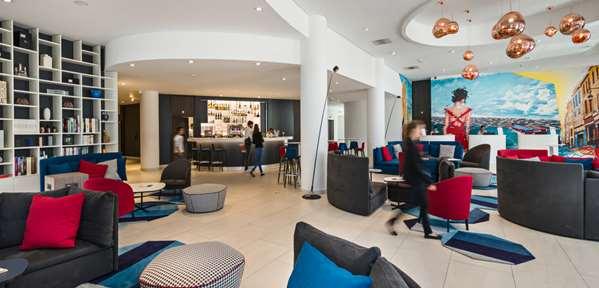 4 star hotel GOLDEN TULIP MARSEILLE EUROMED