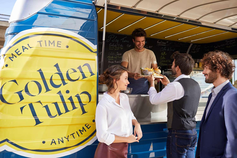 Restaurant - Hôtel Golden Tulip Marseille Euromed