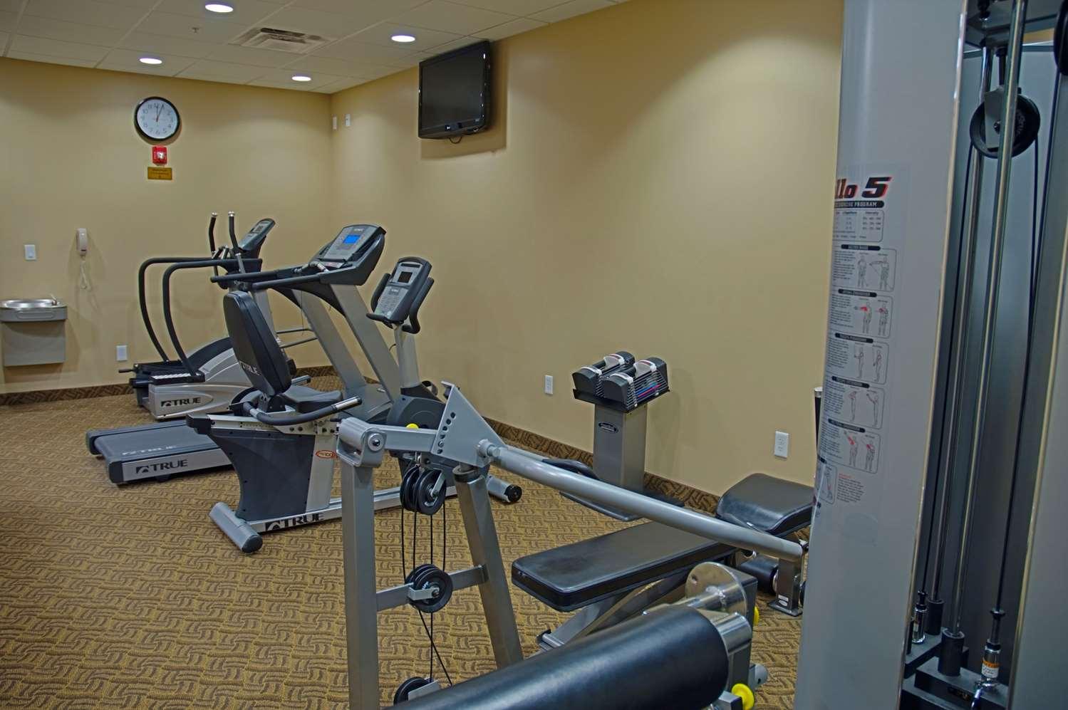 Fitness/ Exercise Room - Best Western Legacy Inn & Suites Gilbert