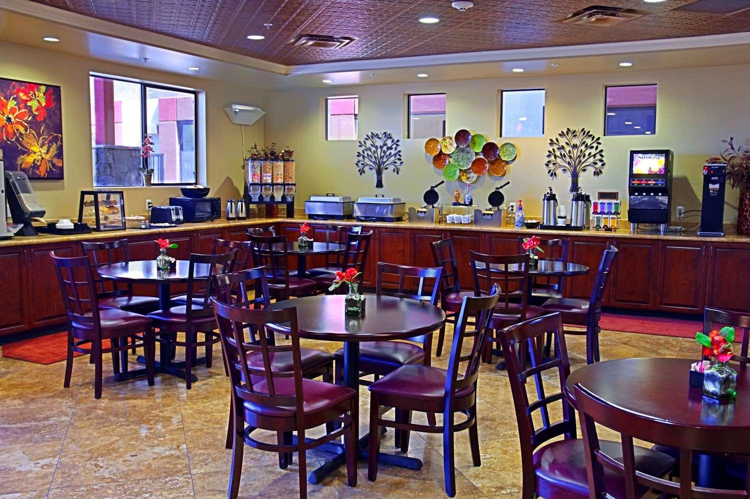 Restaurant - Best Western Legacy Inn & Suites Gilbert