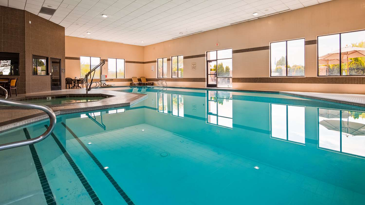 Pool - Best Western Elko Inn