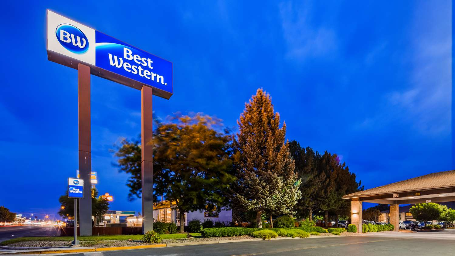 Exterior view - Best Western Elko Inn