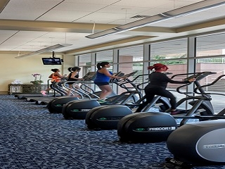 Fitness/ Exercise Room - Moody Gardens Hotel & Convention Center Galveston