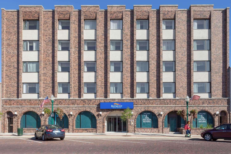 Exterior view - Baymont Inn & Suites Delavan