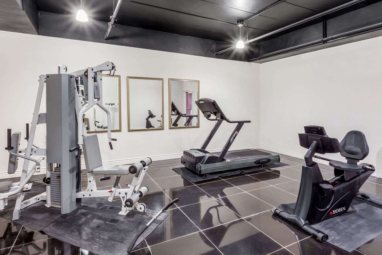Fitness/ Exercise Room - Baymont Inn & Suites Delavan
