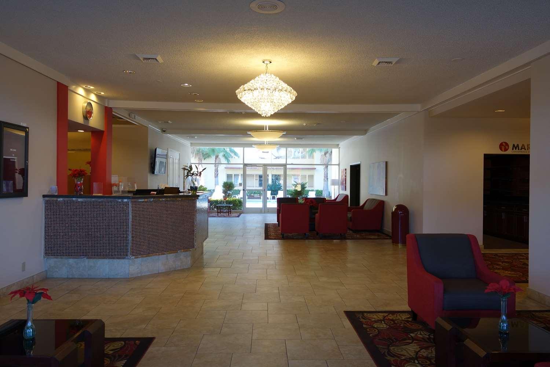 Lobby - Ramada Plaza Hotel Sacramento