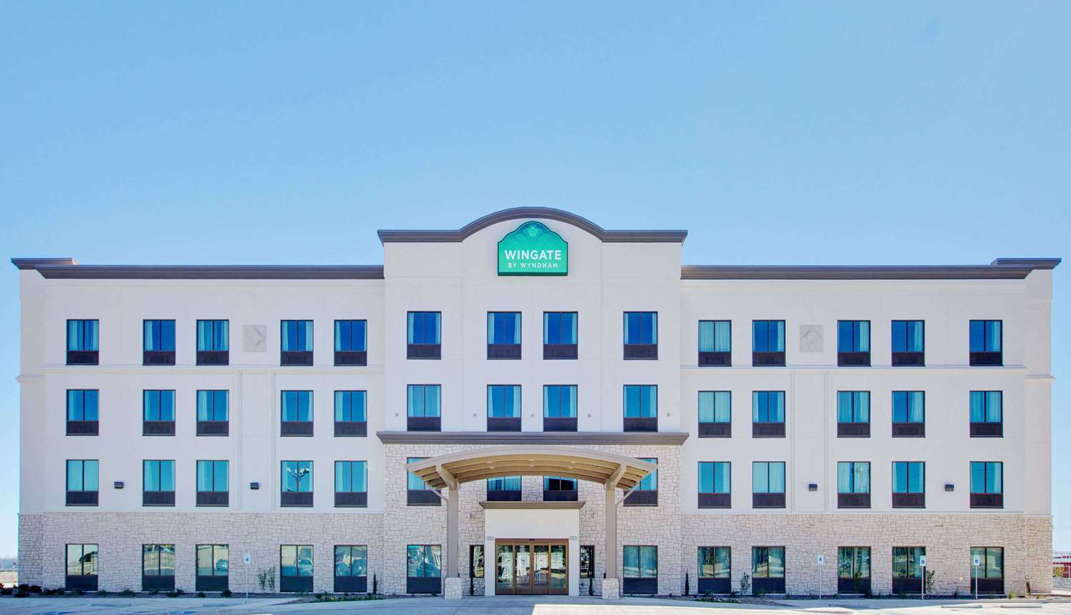 Exterior view - Wingate by Wyndham Hotel San Angelo