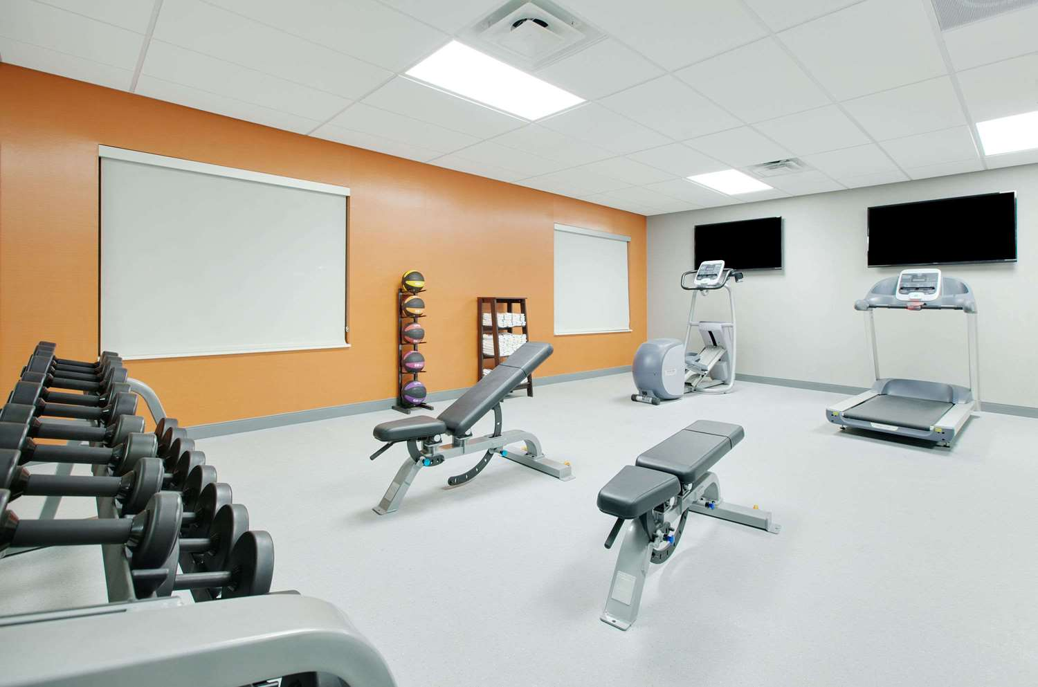 Fitness/ Exercise Room - Wingate by Wyndham Hotel San Angelo