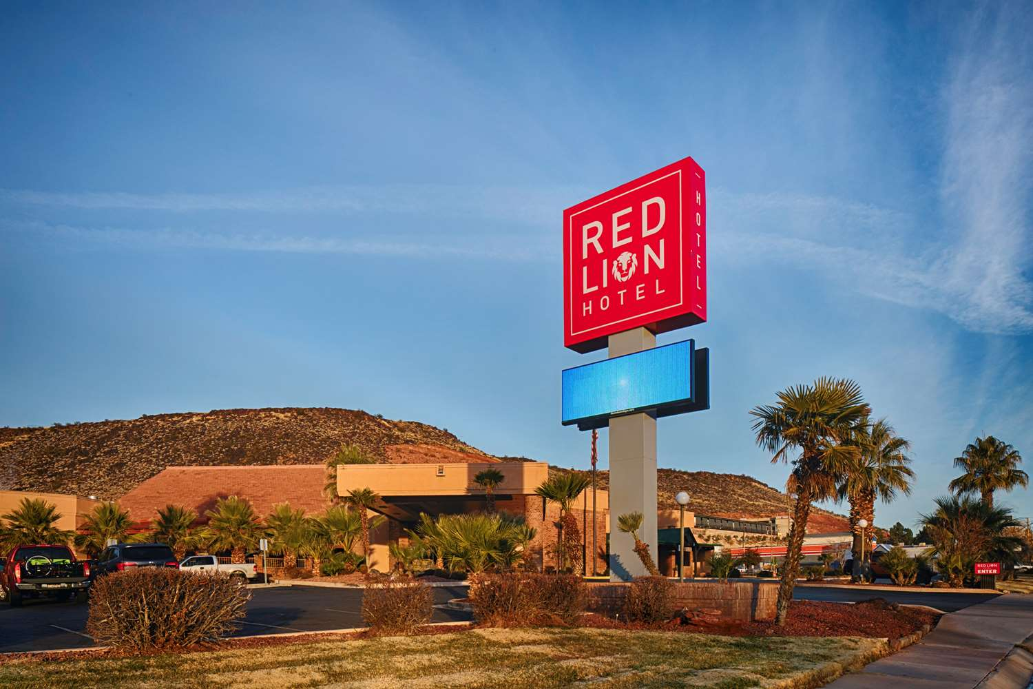 Red Lion Hotel St George Ut See Discounts