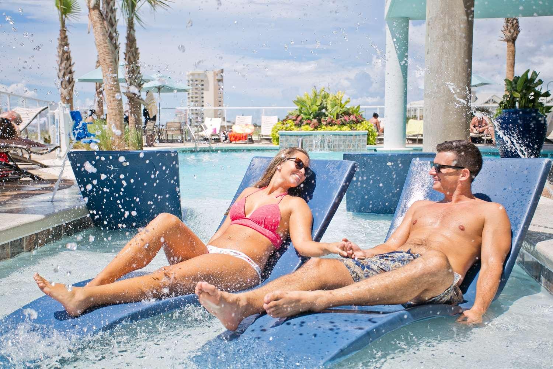 Pool - Best Western Premier The Tides Hotel Orange Beach