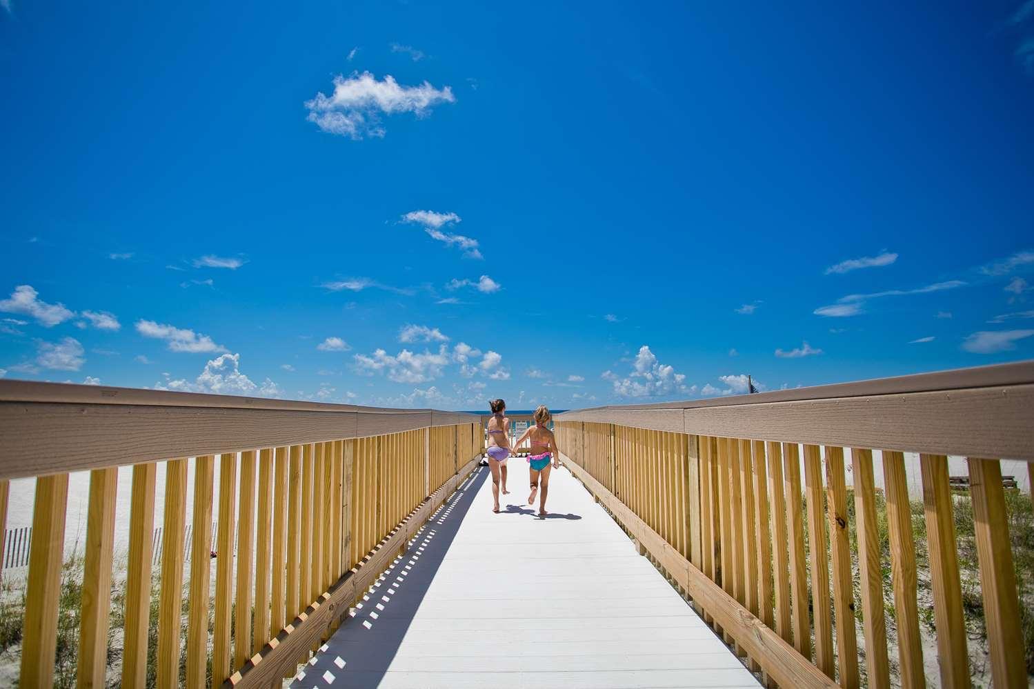Beach - Best Western Premier The Tides Hotel Orange Beach