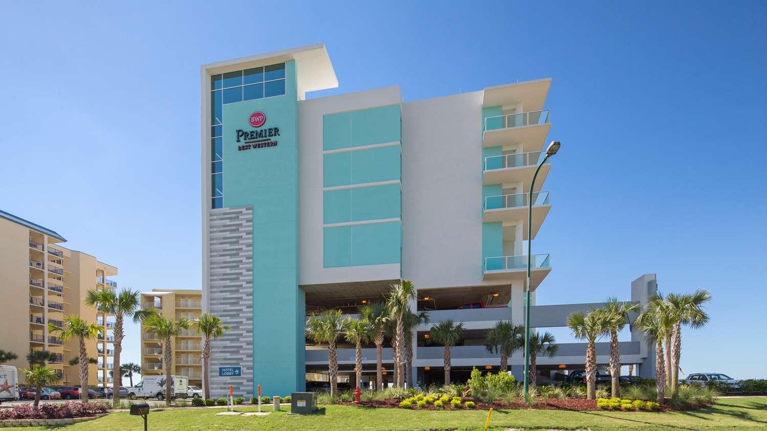 Exterior view - Best Western Premier The Tides Hotel Orange Beach