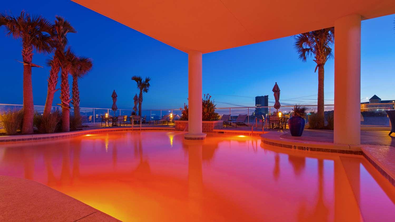 Pool Best Western Premier The Tides Hotel Orange Beach