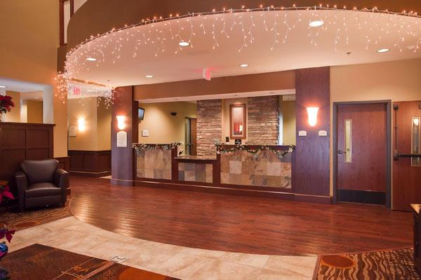 Lobby - Best Western Plus Grand Island Inn