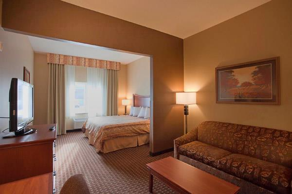 Suite - Best Western Plus Grand Island Inn