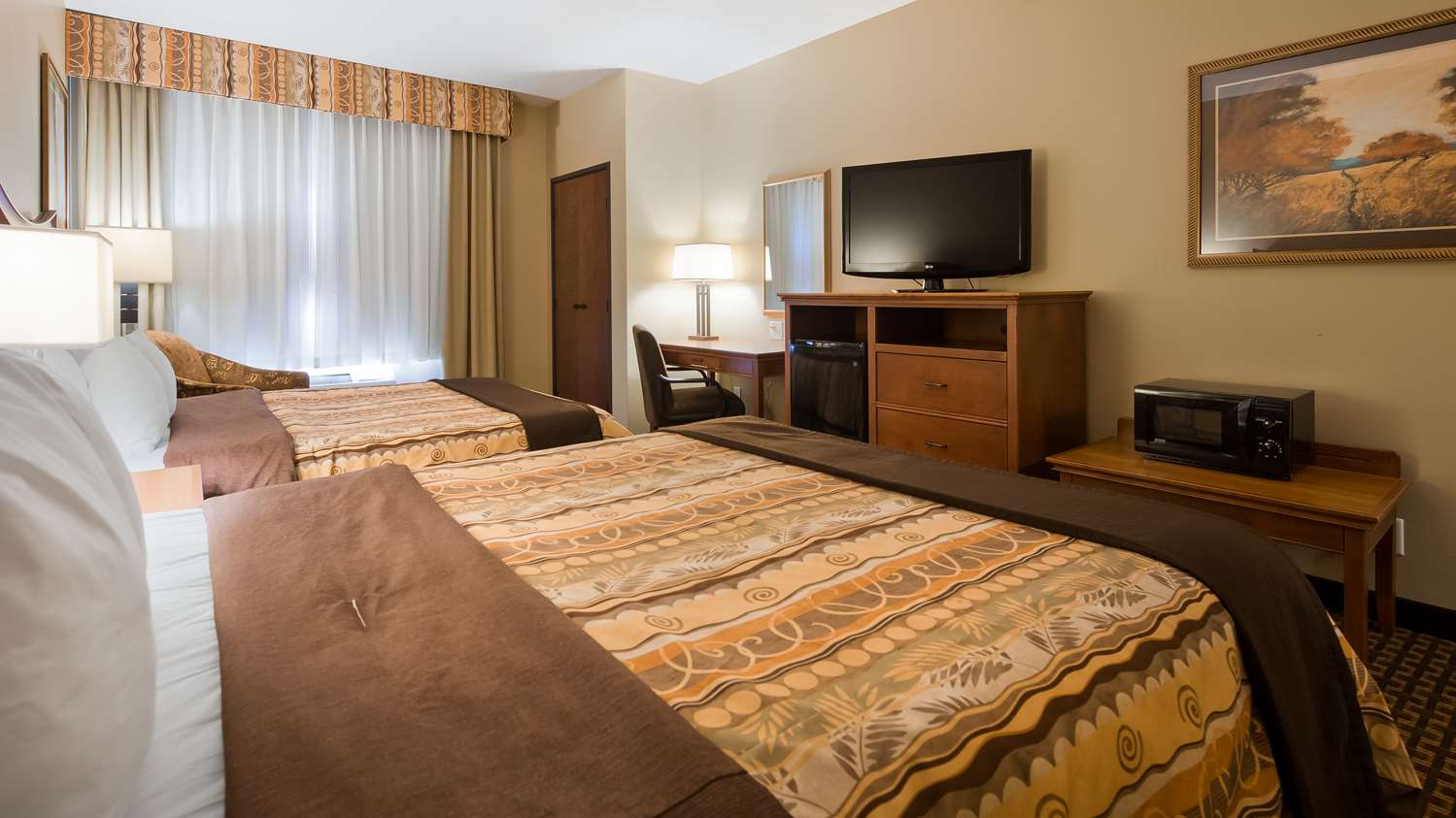 Room - Best Western Plus Grand Island Inn