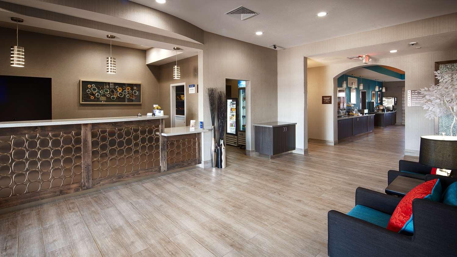Exterior view - Best Western Plus Lonestar Inn & Suites Colorado City