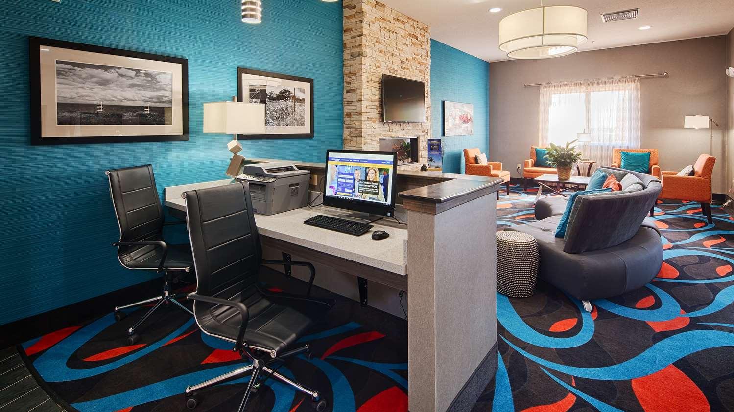 Conference Area - Best Western Plus Lonestar Inn & Suites Colorado City