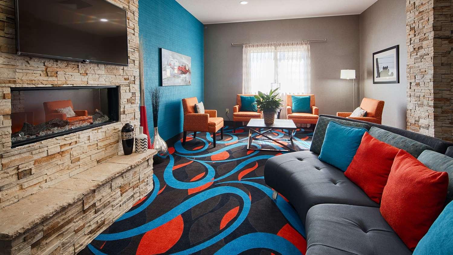Lobby - Best Western Plus Lonestar Inn & Suites Colorado City