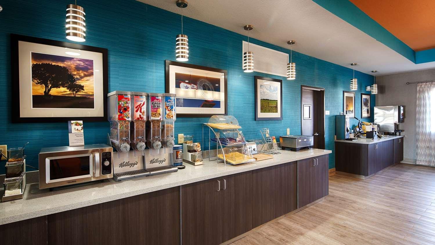 Restaurant - Best Western Plus Lonestar Inn & Suites Colorado City