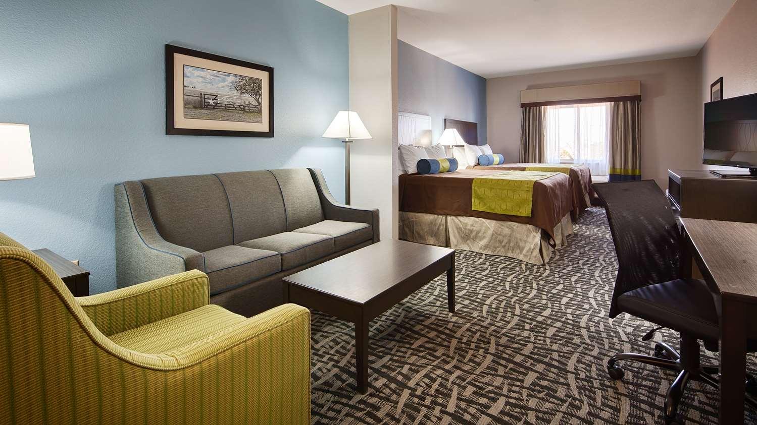 Suite - Best Western Plus Lonestar Inn & Suites Colorado City