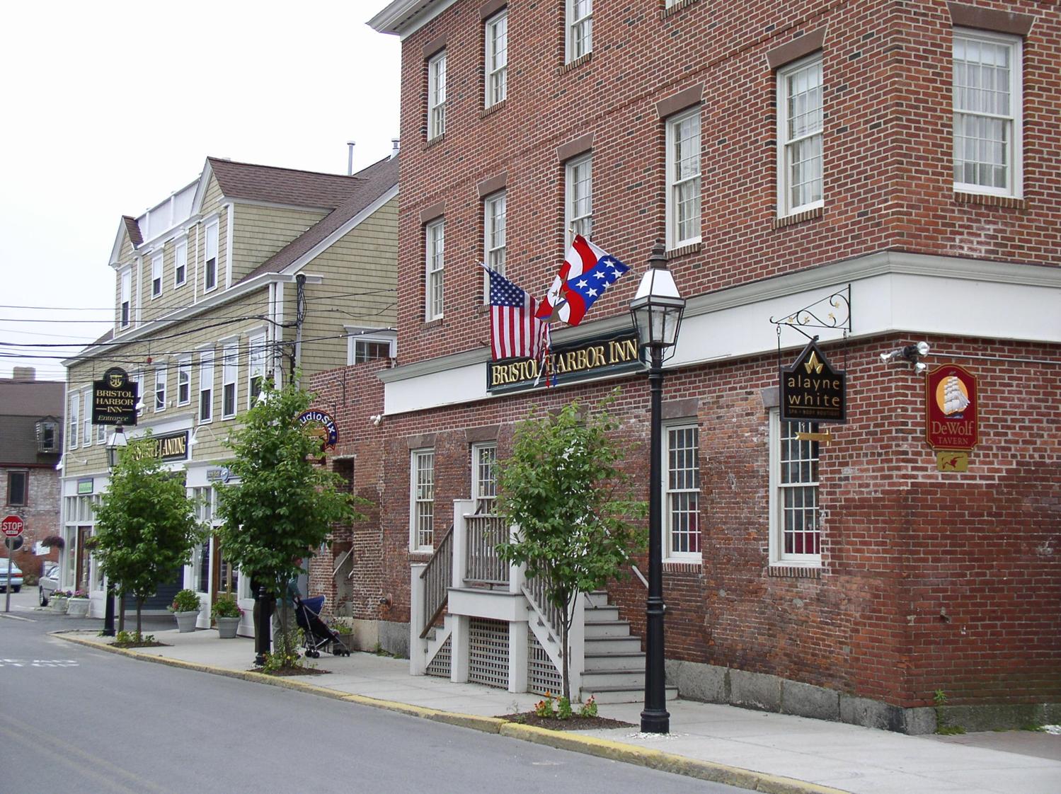 Bristol Harbor Inn Ri See S