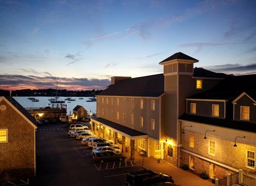 Exterior view - Bristol Harbor Inn