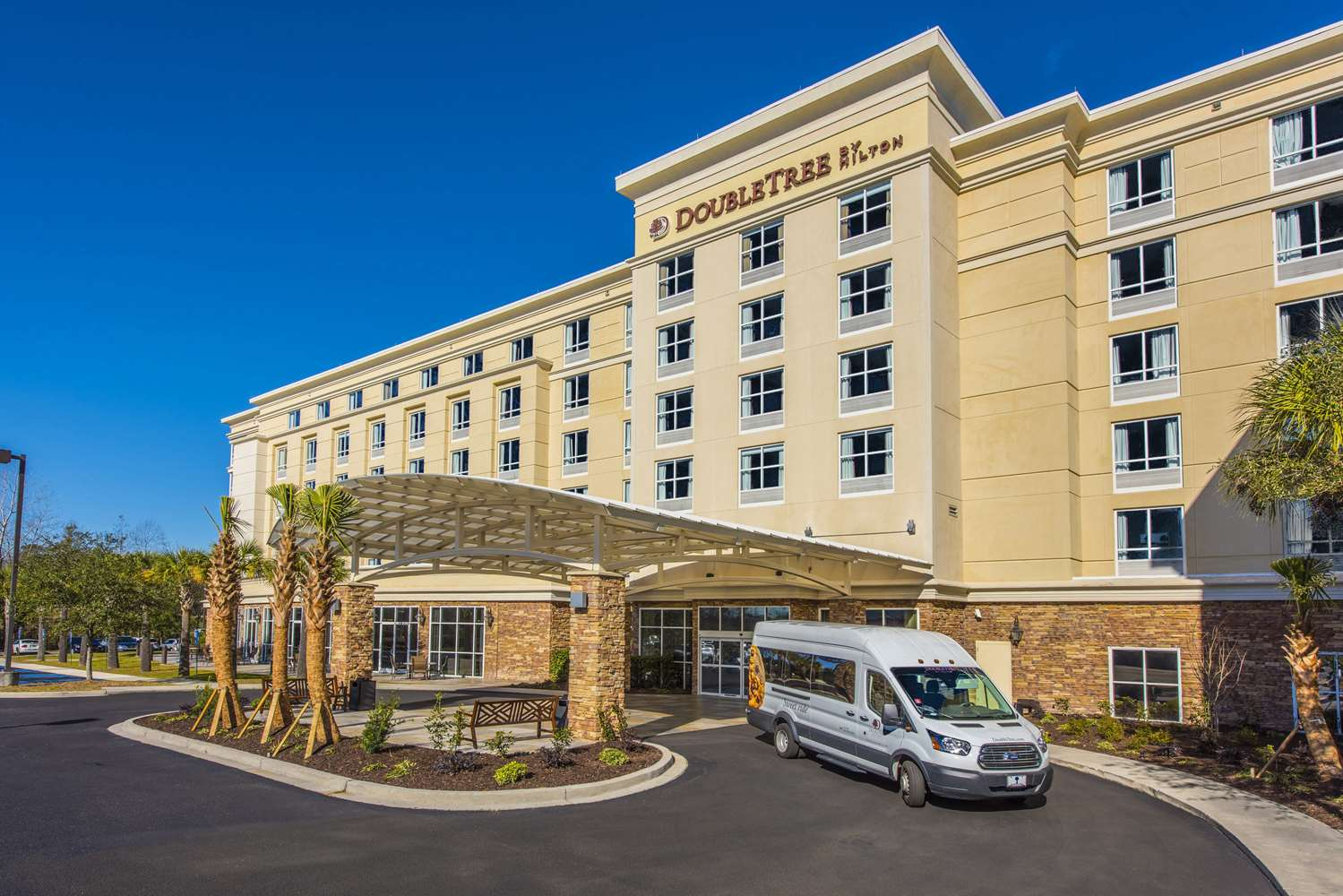 Exterior view - DoubleTree by Hilton Hotel Airport North Charleston