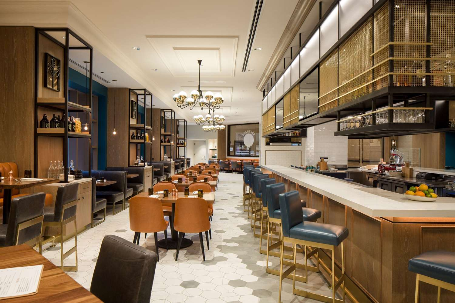 Restaurant - Fairmont Hotel Chicago
