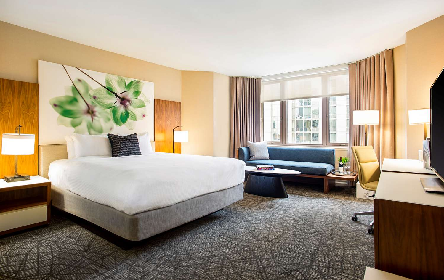 Room - Fairmont Hotel Chicago