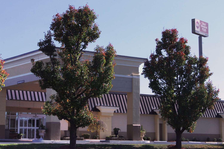 Exterior view - Best Western Plus Bridgeport Inn